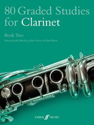 80 Graded Studies for Clarinet, Book 2