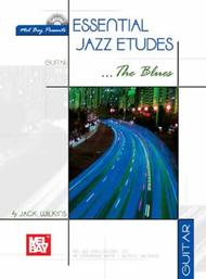 Essential Jazz Etudes..The Blues - Guitar sheet music