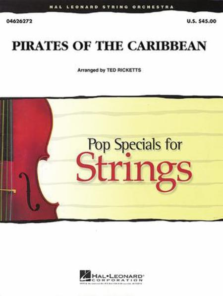 Pirates Of The Caribbean Sheet Music By Klaus Badelt Sheet Music Plus