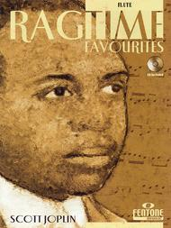 Scott Joplin: Ragtime Favourites by Scott Joplin - Flute (Book/CD Package)