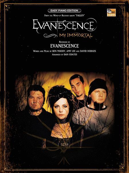 Evanescence: My Immortal - Easy Piano