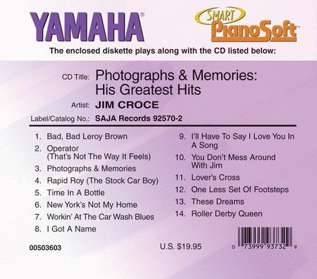 Buy Jim Croce Sheet Music Tablature Books Scores