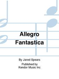 Allegro Fantastica sheet music