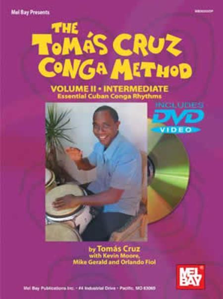 The Tomás Cruz Conga Method, Volume II - DVD