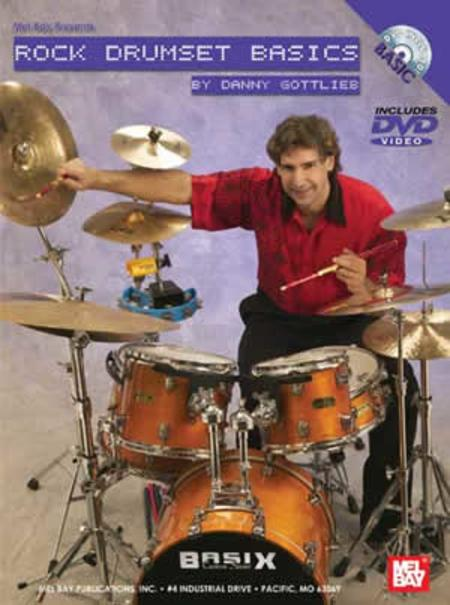 Rock Drumset Basics - DVD