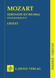 Serenade in C minor K388 (384a)