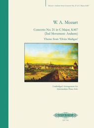 Concerto No. 21 in C Major K467 (2nd Movement: Andante)
