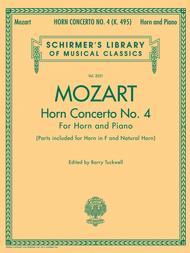 Concerto No. 4, K. 495