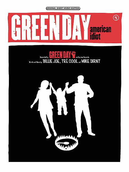 Livres De Chansons Green Day Partition Green Day Tablatures