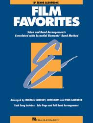 Film Favorites - Bb Tenor Saxophone