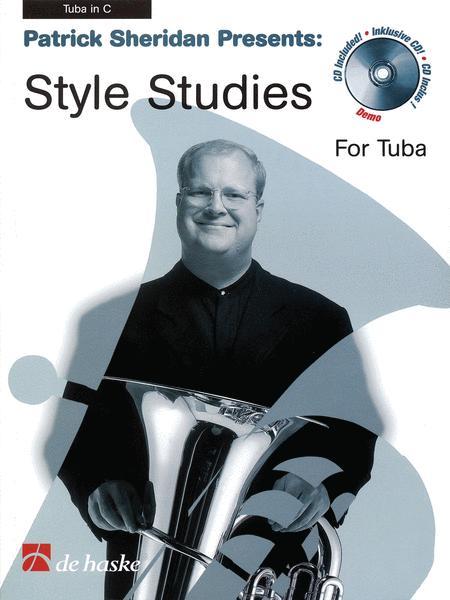 Patrick Sheridan Presents Style Studies