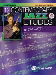 Bob Mintzer  Sheet Music 12 Contemporary Jazz Etudes Song Lyrics Guitar Tabs Piano Music Notes Songbook