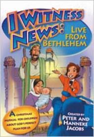 I Witness News: Live from Bethlehem (Stereo CD)