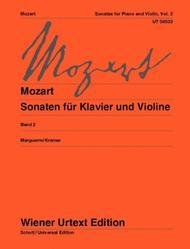 Sonatas for Piano and Violin, Vol. 2