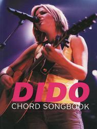 Dido -- Chord Songbook sheet music