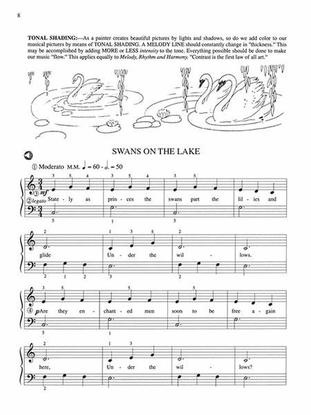 Sheet music: John Thompson's Modern Course for the Piano - First