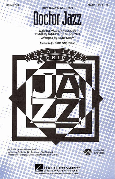Sheet Music Doctor Jazz