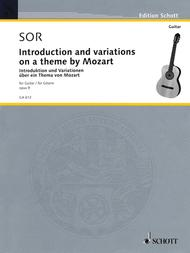 Introduction and variations op. 9