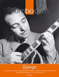 Django (ComboCom): Violin Sheet Music