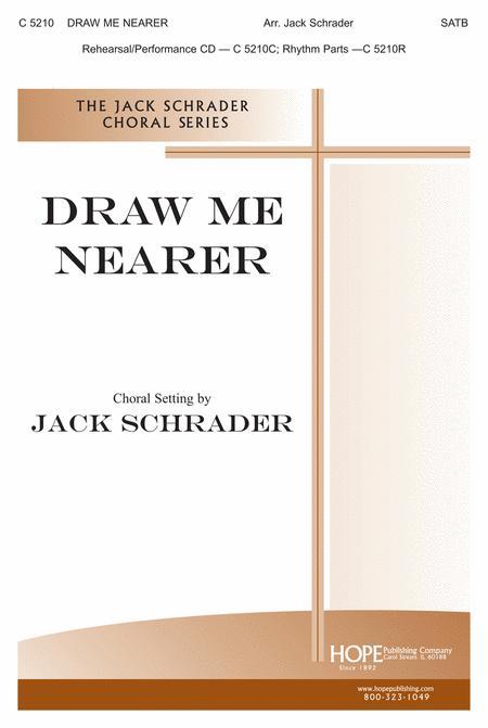 draw me nearer sheet music pdf