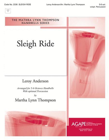 sleigh ride sheet music free pdf