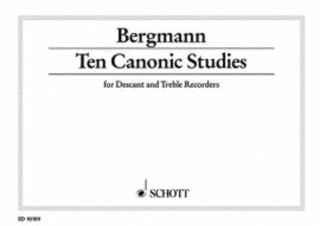 Ten Canonic Studies