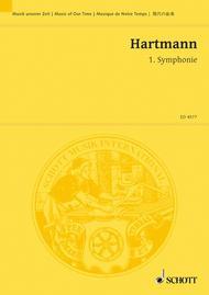 Karl Amadeus Hartmann  Sheet Music 1. Symphonie Song Lyrics Guitar Tabs Piano Music Notes Songbook