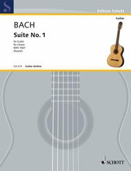 Cello-Suite No. 1, BWV 1007 (for Guitar)