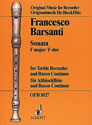 Sonata No. 5 in F major