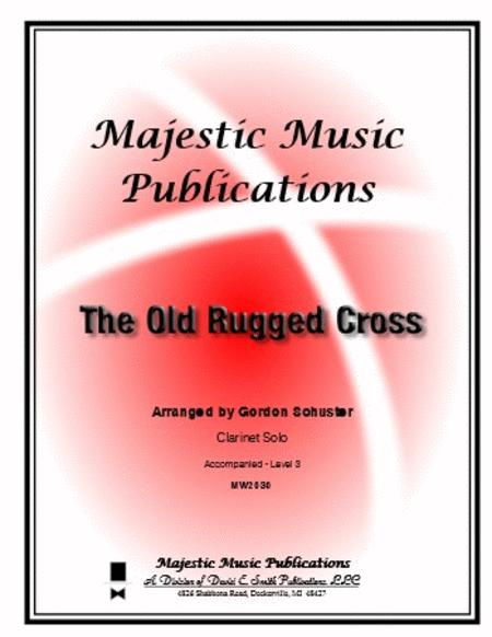 Sheet music: The Old Rugged Cross (Clarinet)