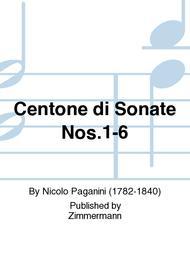 Centone di Sonate Nos.1-6