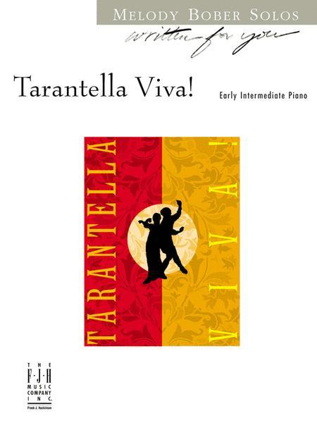 Sheet Music Tarantella Viva Piano Solo
