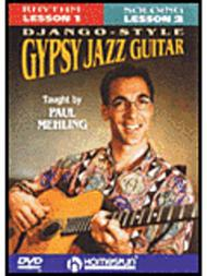 Learn to Play Django-Style Gypsy Jazz Guitar - 2-DVD Set