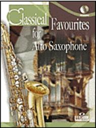 Classical Favourites For Alto Saxophone Easy-intrmed Bk/cd
