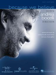 Andrea Bocelli : Because We Believe