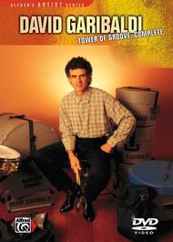 Tower Groove Complete (DVD)