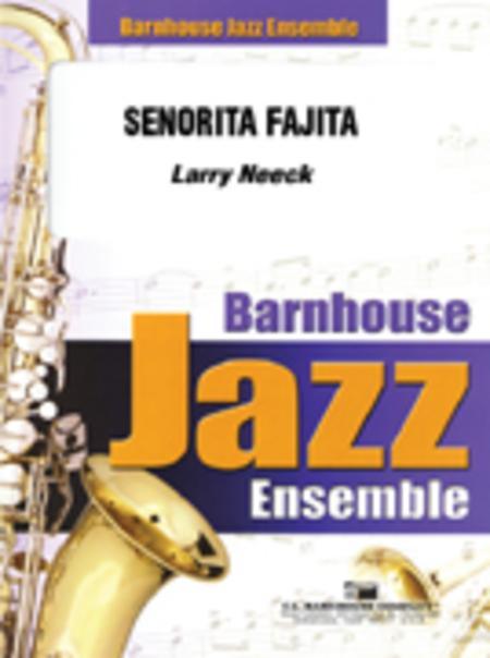 Sheet music: Senorita Fajita (Jazz Ensemble)