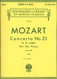 Piano Concerto No. 23 in A, K.488