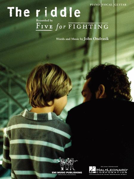 Livres De Chansons The Five For Fighting Partition The Five For