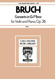Concerto in G Minor, Op. 26