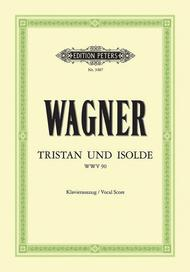 Tristan and Isolde sheet music