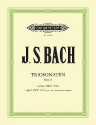 Trio Sonatas - Volume 2