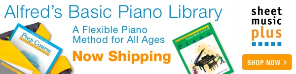 Alfreds Basic Piano Library on Sheet Music Plus