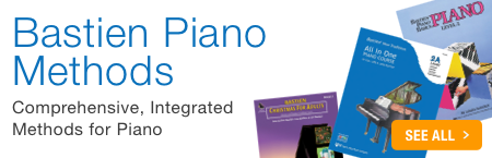 Bastien Piano Methods