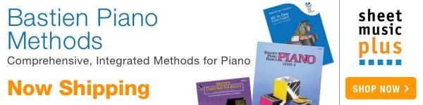 Bastien Piano Methods on Sheet Music Plus