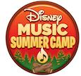 Disney Music Summer Camp logo
