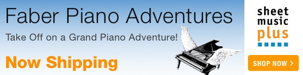 Faber Piano Adventures on Sheet Music Plus