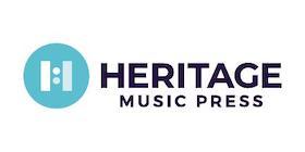 Heritage Music Press logo