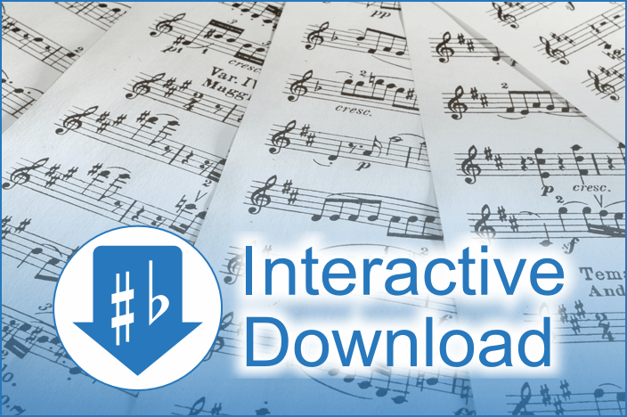 Interactive Digital Music
