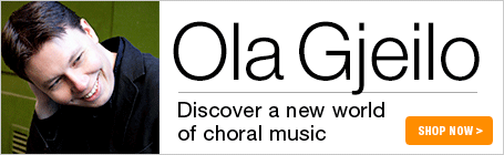 Ola Gjeilo - Discover a new world of choral music!